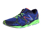 New Balance M1400v2 Blue, Green Shoes