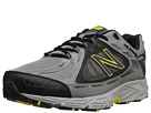 New Balance MT510v2 Grey, Yellow, Dark Grey Shoes