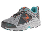 New Balance WT510v2 Grey, Teal Shoes