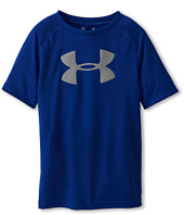 Under Armour Kids - Big Logo Hoodie Tee (Toddler/Little Kids/Big Kids)