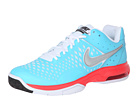 Nike - Air Cage Advantage (Polarised Blue/Laser Crimson/Base Grey/White)