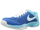 Nike - Air Cage Court (Military Blue/Polarized Blue/Light Base Grey/White)