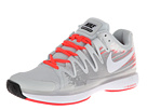 Nike - Zoom Vapor 9.5 Tour (Light Base Grey/Base Grey/Laser Crimson/White)