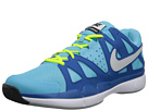 Nike - Air Vapor Advantage (Polarized Blue/Military Blue/White/Light Base Grey)