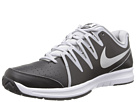 Nike - Vapor Court (Black/White/Wolf Grey/Metallic Silver)