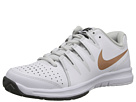 Nike - Vapor Court (White/Light Base Grey/Black/Metallic Red Bronze)