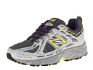 New Balance WT510v2 Light Grey, Green Gecko Shoes