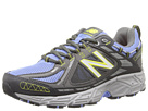 New Balance WT510v2 Grey, Blue Shoes
