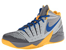Nike - Zoom I Get Buckets (Wolf Grey/Atomic Mango/Cool Grey/Military Blue)