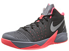 Nike - Zoom I Get Buckets (Black/Laser Crimson/Cool Grey/Metallic Silver)