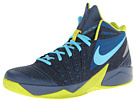 Nike - Zoom I Get Buckets (Military Blue/Venom Green/New Slate/Polarized Blue)