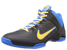 Nike - Air Visi Pro IV (Black/Photo Blue/Atomic Mango)
