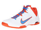 Nike - Air Visi Pro IV (White/Team Orange/Photo Blue)