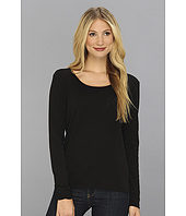 Jones New York - L/S Scoop Neck Pullover Sweater