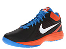 Nike - The Overplay VIII (Black/Team Orange/Photo Blue/White)
