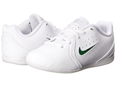 Nike Kids YA Sideline III (Toddler/Little Kid) - White/Pure Platinum/White