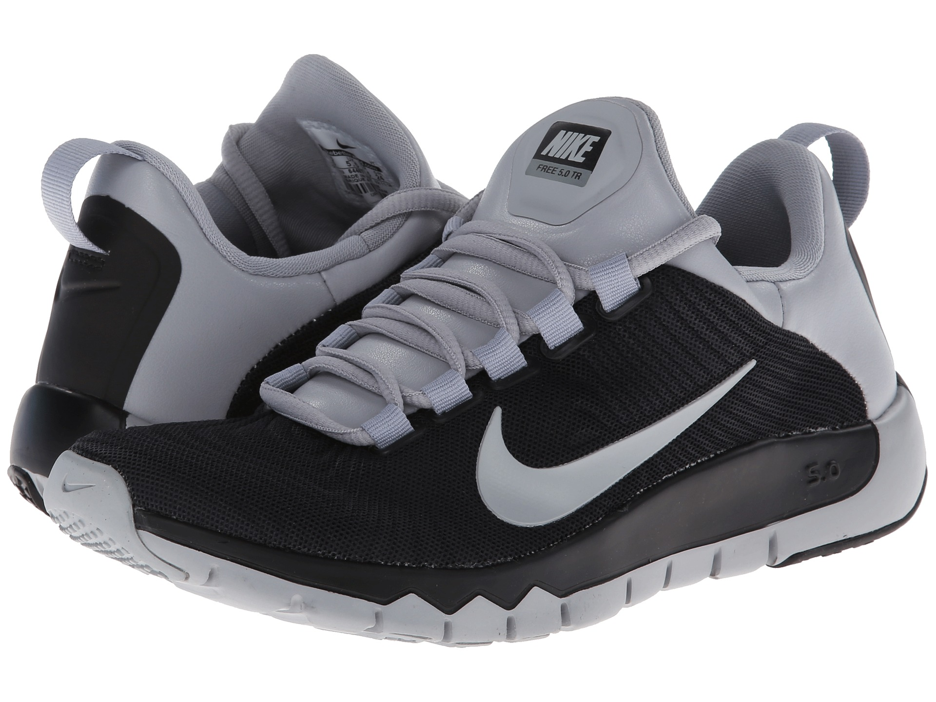 nike free trainer 5 0 shipped free at zappos. Black Bedroom Furniture Sets. Home Design Ideas