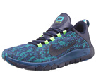 Nike - Free 5.0 (LSA Pack) (Obsidian/Black/Turbo Green)