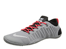 Nike - Free 1.0 Cross Bionic (Light Base Grey/Black/Base Grey/White)