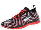 Nike - Free 5.0 TR Fit 4 Print (Black/Laser Crimson/White)