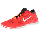 Nike - Free 5.0 TR Fit 4 (Laser Crimson/Dark Base Grey/Atomic Mango/White)
