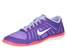 Nike - Free 3.0 Studio Dance (Purple Venom/Court Purple/Laser Crimson/White)