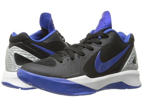 Nike Volley Zoom Hyperspike - Black/Metallic Silver/White/Game Royal