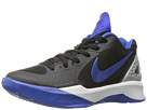 Nike - Volley Zoom Hyperspike (Black/Metallic Silver/White/Game Royal)