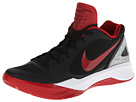 Nike - Volley Zoom Hyperspike (Black/Metallic Silver/White/Gym Red)
