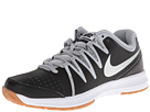 Nike - Air Vapor Indoor Court (Black/White/Wolf Grey/Metallic Silver)