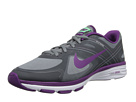Nike - Dual Fusion TR 2 (Cool Grey/Light Lucid Green/Violet Shade/Bright Grape)