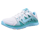 Nike - Flex Supreme TR II (Pure Platinum/Turbo Green/Polarized Blue)
