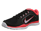 Nike - Flex Trainer 4 (Black/Laser Crimson/Pure Platinum)
