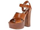Michael Kors Collection - Crista Runway (Luggage Vachetta) - Footwear