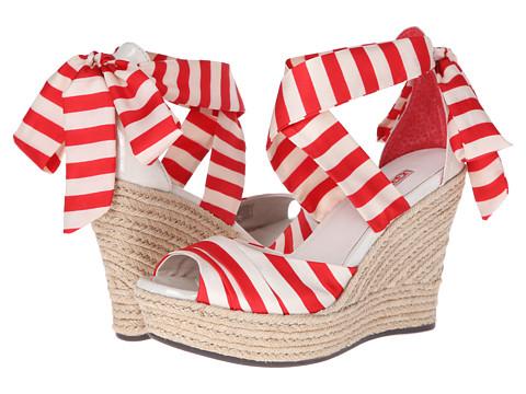 UGG Women's Lucianna Stripe Sandal