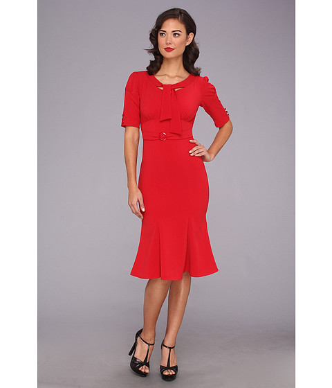 image of red dress for valentine's day