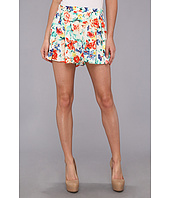 MINKPINK - Flower Crush Box Pleat Short
