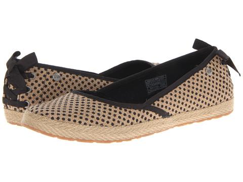 UGG 1004329BLK Women's Flat Shoes