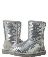 UGG Kids - Classic Short Sparkles (Little Kid/Big Kid)