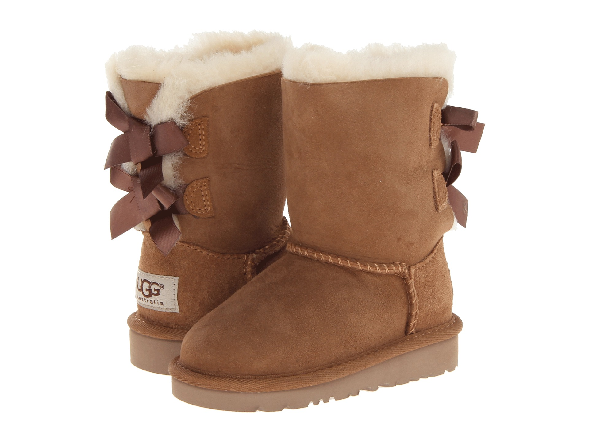 ugg bailey bow size 2