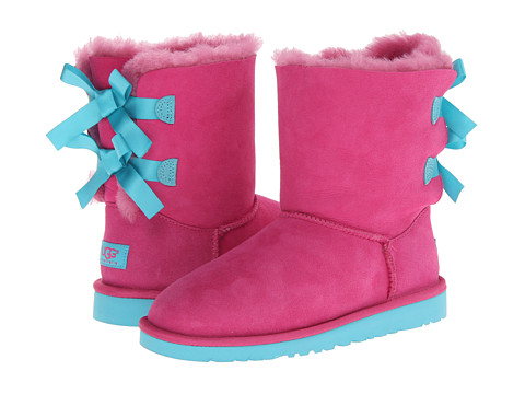 pink ugg boots kids