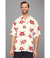 Tommy Bahama Big & Tall - Big & Tall Palace Floral S/S Shirt