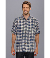 Tommy Bahama - Sail-A-Wave Plaid Camp Shirt