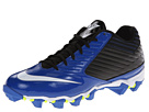 Nike - Vapor Shark (Black/Sport Royal/Volt/White)