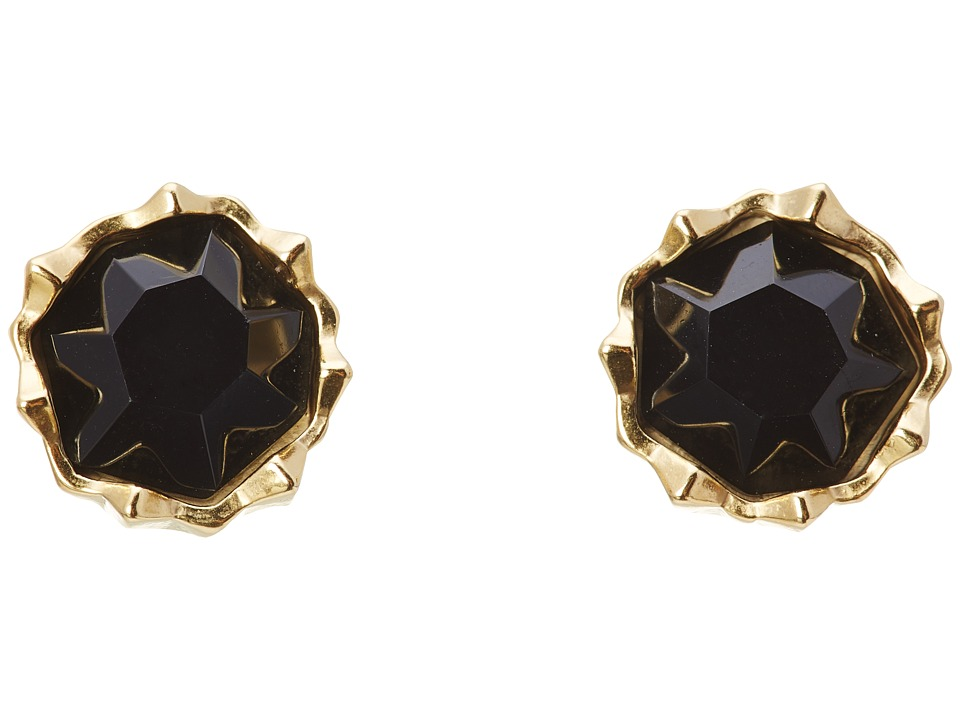 Sam Edelman EE0052 Black/Gold Earring