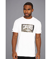 Crooks & Castles - Mad Ammo Core Logo Knit Crew T-Shirt