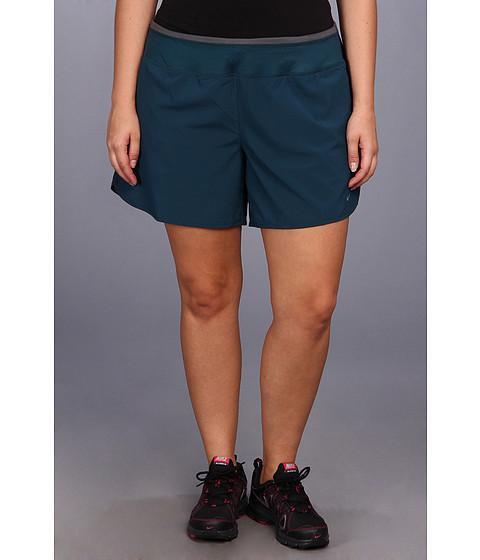 Nike - Extended Size 6 Short (Nightshade/Dark Grey/Reflective Silver) - Apparel
