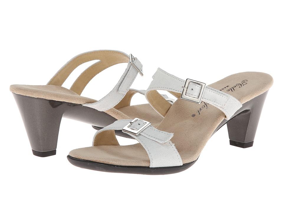 Helle Comfort Engla (Beige/Iridescent) High Heels