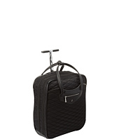 KNOMO London - Scala Double Compartment Wheeled Brief Carry On Case