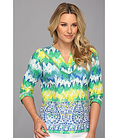 Caribbean Joe - 3/4 Sleeve Tunic